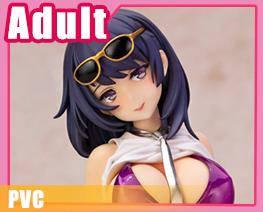 PV11099 1/6 Older Girl Purple Version (PVC)