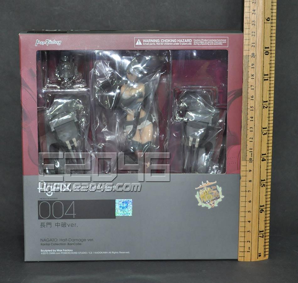 Nagato Half Damage Version (PVC)