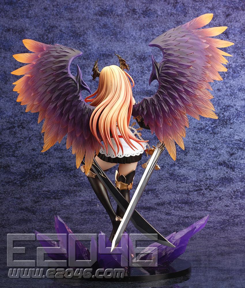 Dark Angel Olivia Renewal Package Version (PVC)