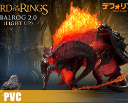 PV10966  Balrog 2.0 Light Up Version (PVC)