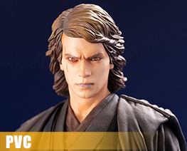 PV10081 1/10 Anakin Skywalker Revenge of The Sith Version (PVC)