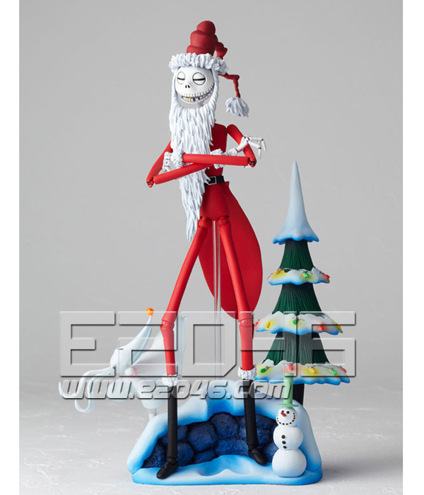Jack Skellington Santa Version (PVC)