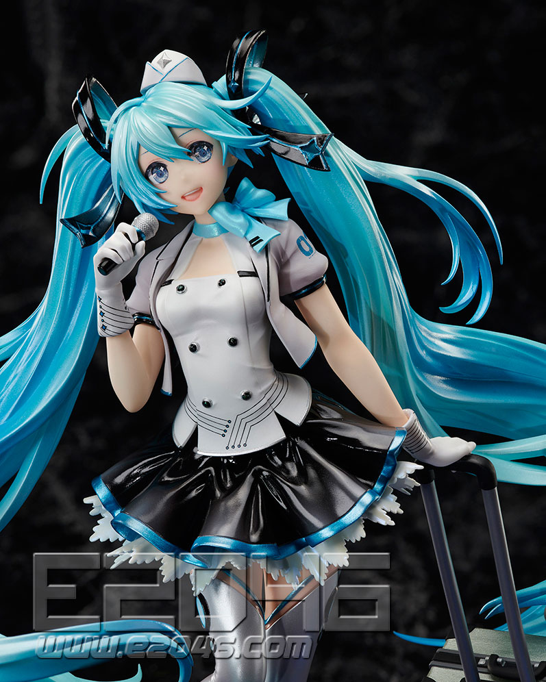 Hatsune Miku Miku with You 2018 Version (PVC)