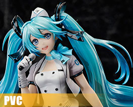PV8553 1/7 Hatsune Miku Miku with You 2018 Version (PVC)