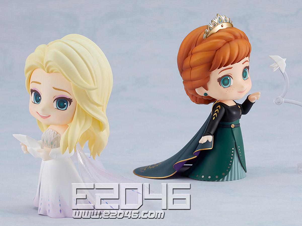 Nendoroid Elsa Epilogue Dress Version (PVC)