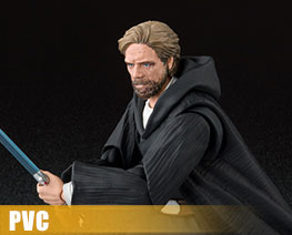 PV9396  Luke Skywalker Battle of Crait Version (PVC)