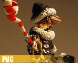 PV1363  Sora Christmas Town Ver. (PVC)