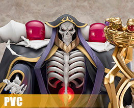 PV8590 1/7 Ainz Ooal Gown (PVC)