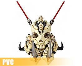 PV10162  Skull Spartan (PVC)