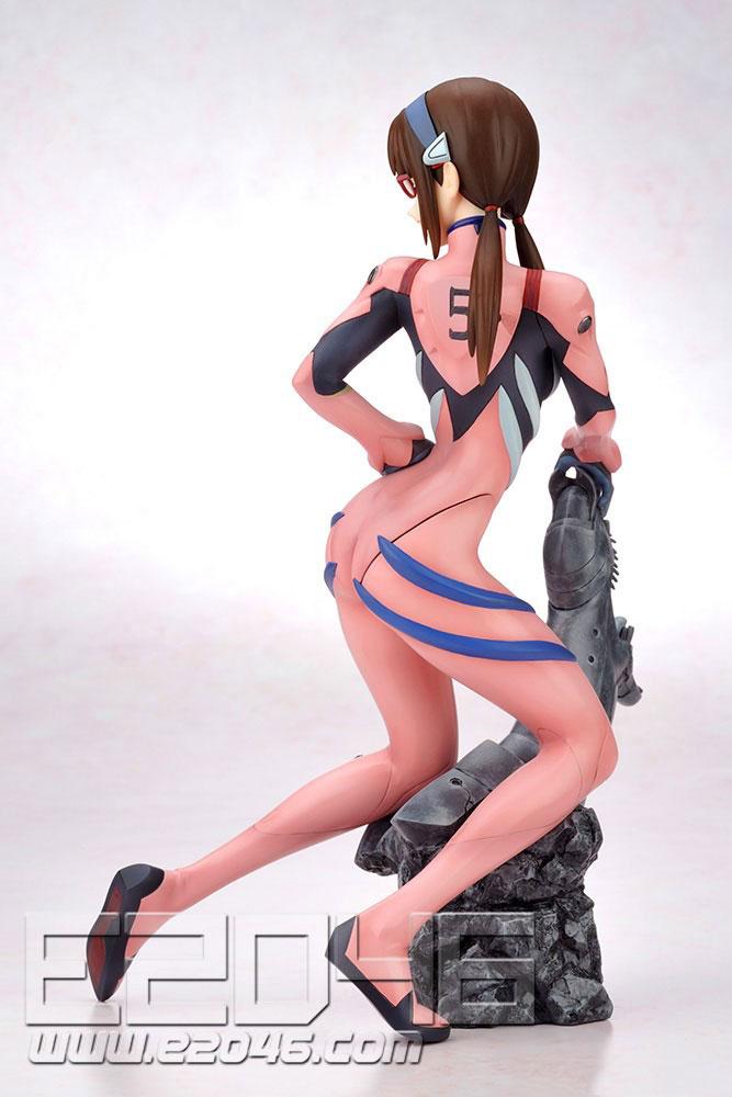 Makinami Mari Illustrious Plug Suit Version (PVC)