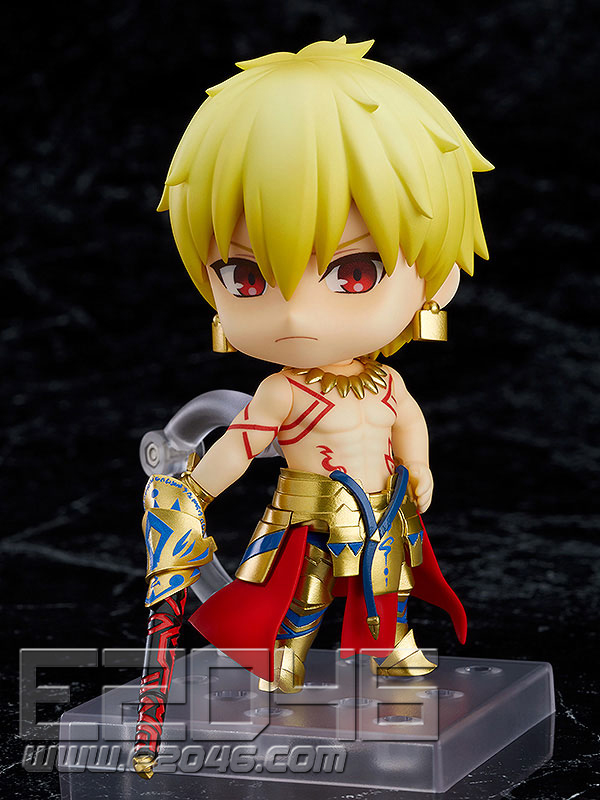 Nendoroid Gilgamesh 3rd Ascension Version (PVC)