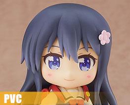 PV12904  Nendoroid Hana Shirosaki (PVC)