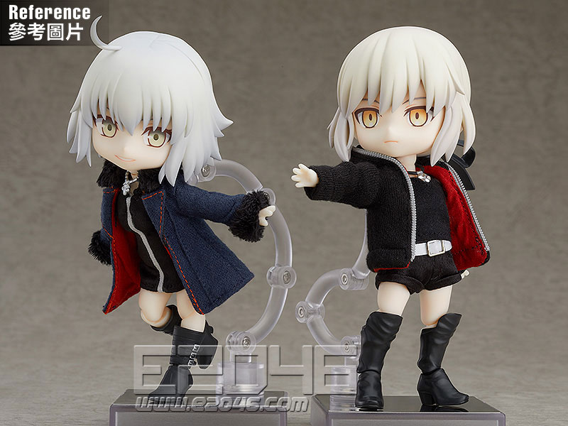 Nendoroid Doll Jeanne d Arc Alter Shinjuku Version (PVC)