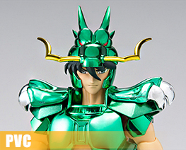 PV10671  Dragon Shiryu Initial Bronze Saint Cloth Revival Version (PVC)