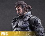PV5523  Venom Snake Sneaking Suit Version (PVC)