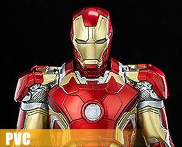 PV12456 1/12 Iron Man Mark 43 (PVC)