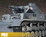 PV5520  Figma Vehicles Panzer IV Ausf. D Finals (PVC)