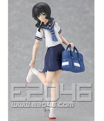 Figma Takanshi Yomi School Uniform Ver. (PVC)