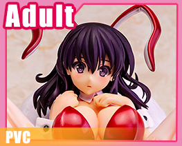 PV10473 1/6 Fukiishi Hana Red Bunny Version (PVC)