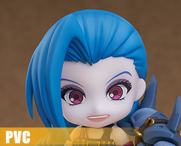 PV11650  Nendoroid  Jinx (PVC)