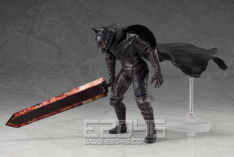 Figma Guts Kyousenshi Armor Version (PVC)