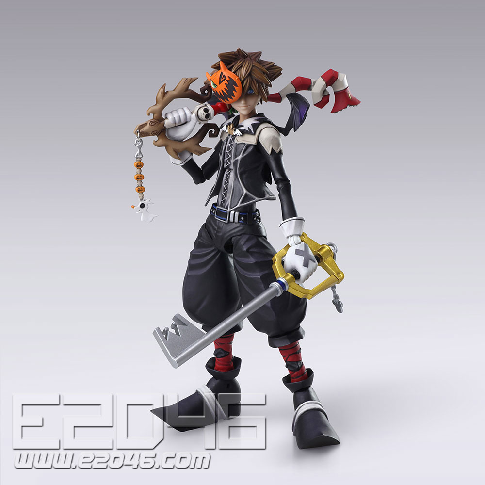 Sora Halloween Version (PVC)