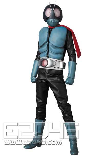 Kamen Rider Old No. 1 & Cyclone Ultimate Set (PVC)