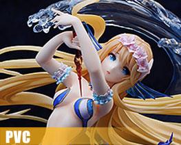 PV9207 1/8 Mermaid (PVC)