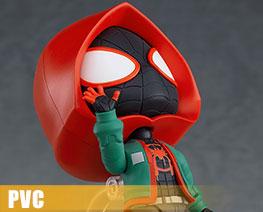 PV9406  Nendoroid 迈尔斯莫拉雷斯蜘蛛世界 DX 版 (PVC)
