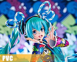 PV10984 1/8 Hatsune Miku EXPO 5th Anniv. / Lucky Orb: UTA X KASOKU Version (PVC)