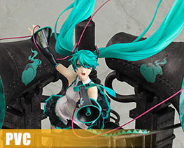 PV7746 1/8 Hatsune Miku Love is War Version DX (PVC)