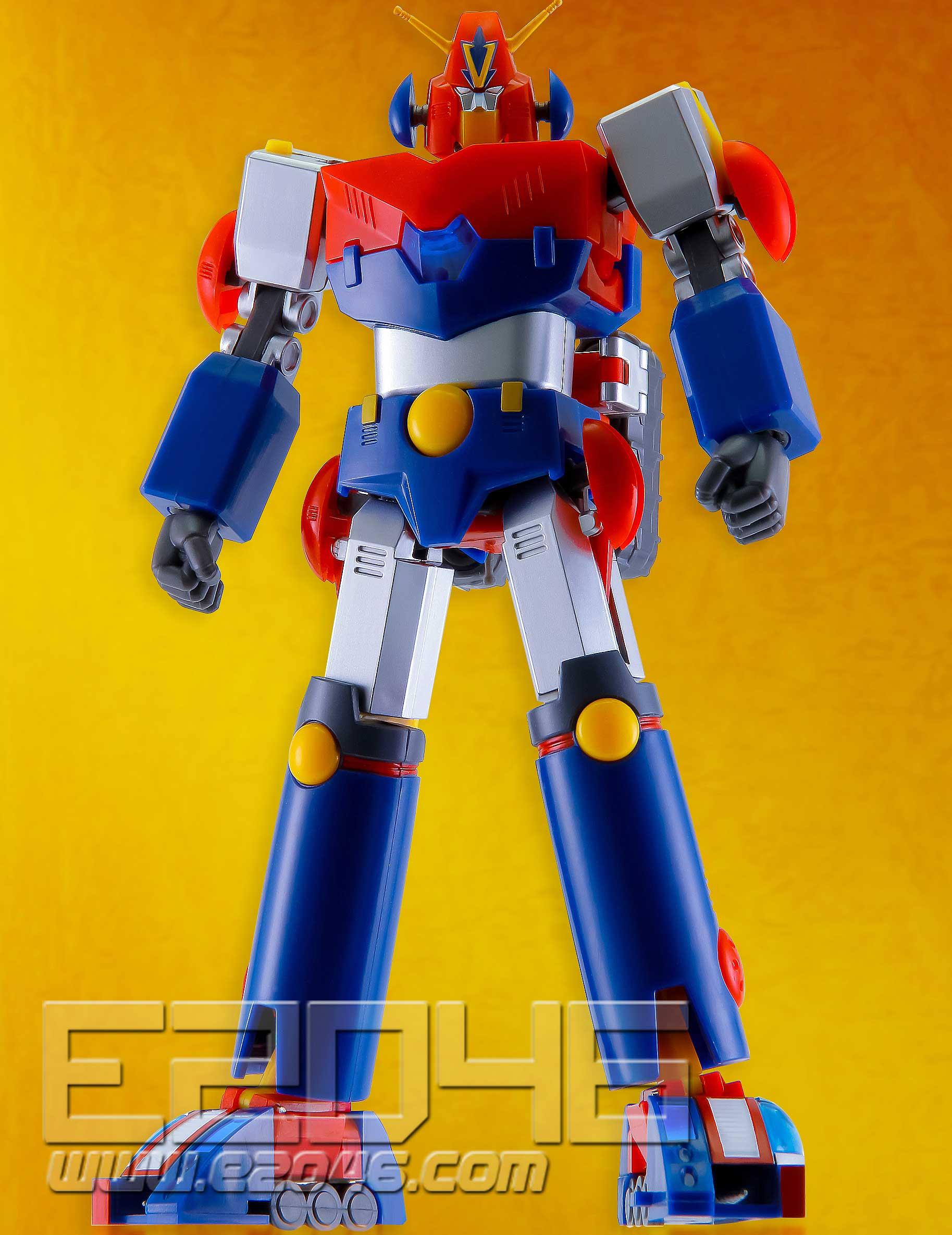 Chodenji Robo Combattler V (PVC)