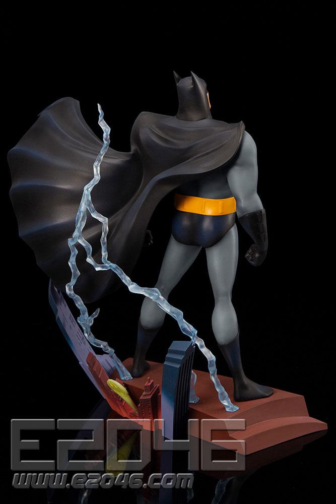 Batman Animated Opening Version (PVC)
