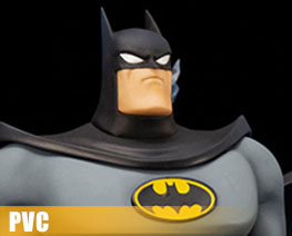 PV9077 1/10 Batman Animated Opening Version (PVC)