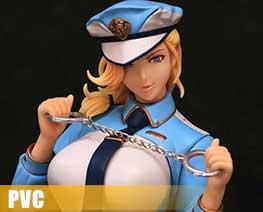 PV8531 1/6 Policewoman Akiko Version II (PVC)