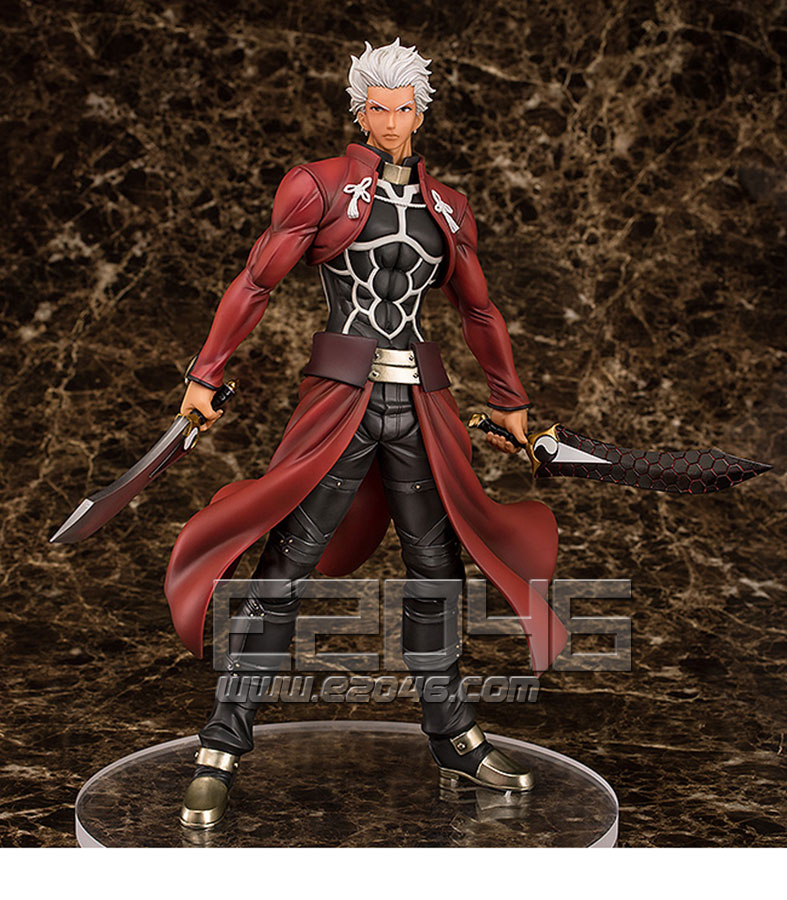 Emiya Route Unlimited Blade Works (PVC)