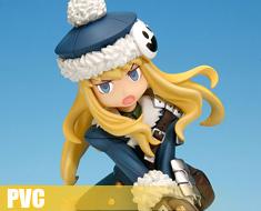 PV0689  Gunner Girl(PVC)