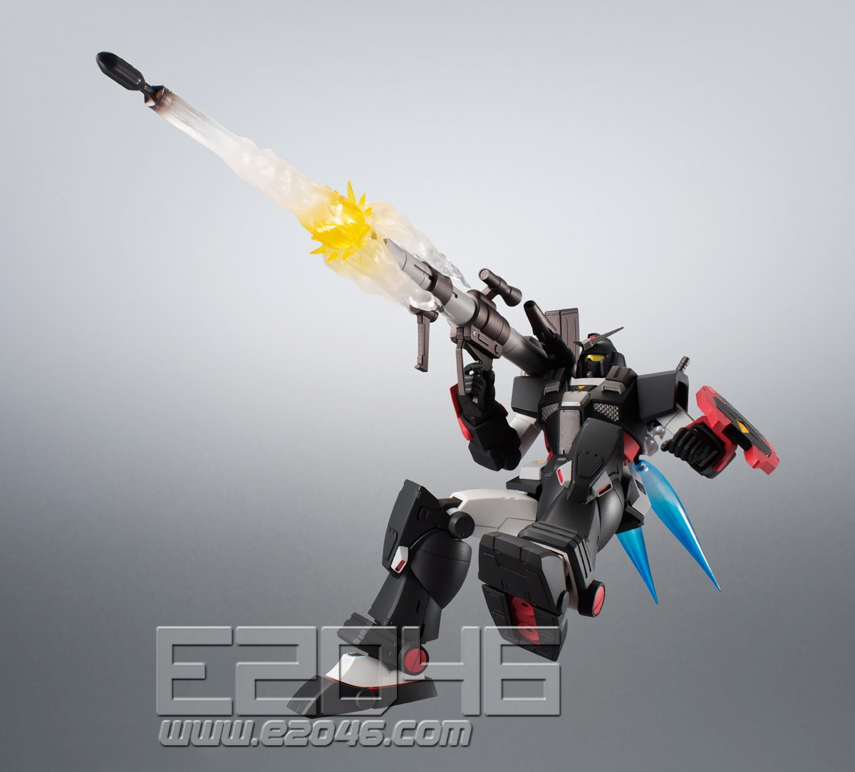 FA-78-2 Heavy Gundam A.N.I.M.E. Version (PVC)