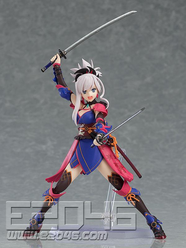 Figma Miyamoto Musashi (PVC)
