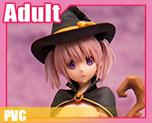 PV7242 1/7 Halloween Girl (PVC)