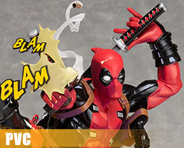 PV7079  Deadpool Breaking the Fourth Wall (PVC)