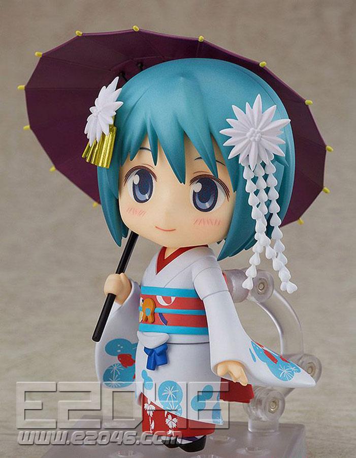 Nendoroid Sayaka Miki Maiko Version (PVC)