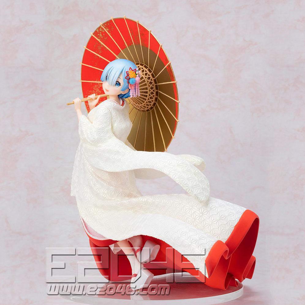 Rem Shiromuku Version (PVC)