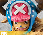 PV4111 1/8 Tony Chopper Horn Point (PVC)