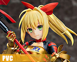 PV11020 1/7 Nero Claudius Racing Version  (PVC)