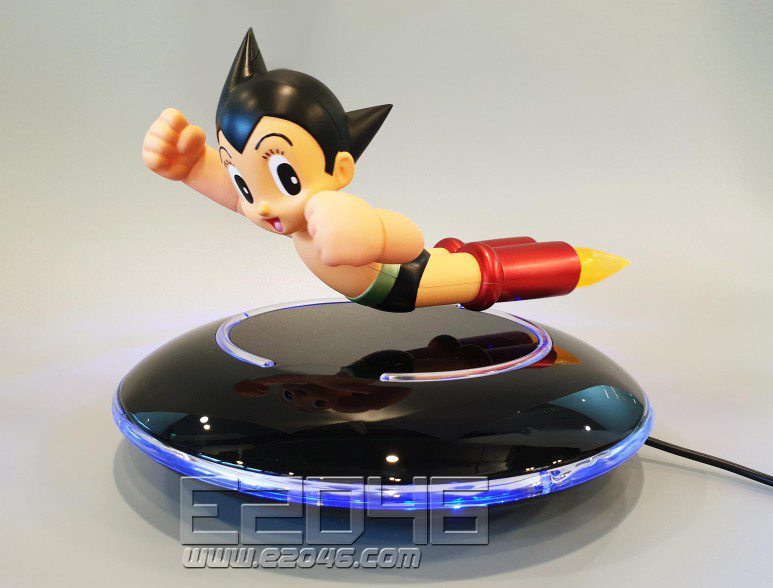 Flying Atom Metallic Version (PVC)