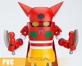 PV9524  蓋特典雅機器人 (PVC)