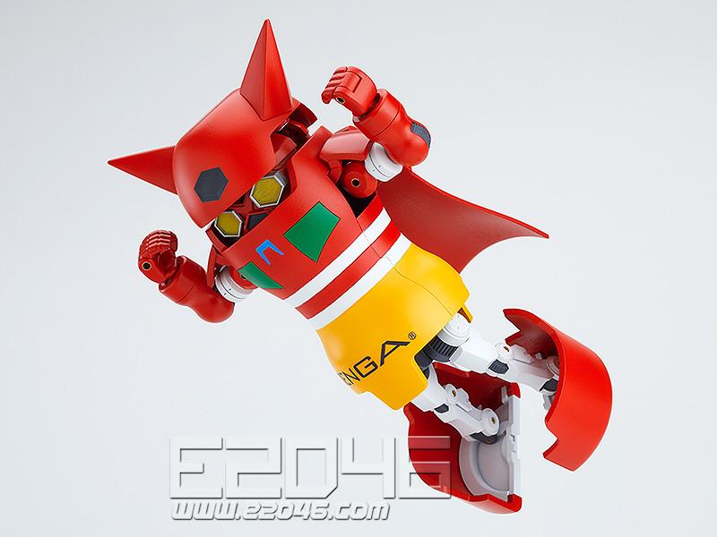 Getter Tenga Robot (PVC)