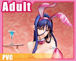 PV9634 1/7 Suzuhara Misa Bunny Girl Style Mystic Pink (PVC)