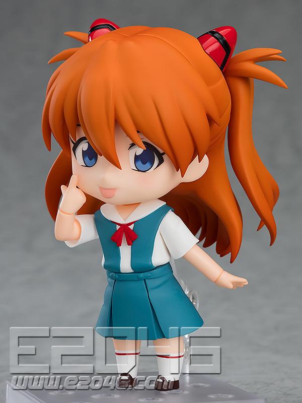 Nendoroid Sikinami Asuka Langley (PVC)